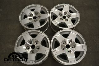Dodge Durango 2007 2009 Wheels Rims Factory Set 2299 MSM 5 Spoke