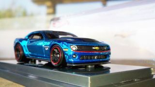 Hot Wheels Chevrolet Camaro 2012 SEMA Exclusive