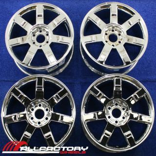 ESV Ext 20 2009 2010 2011 2012 Rims Wheels Set Chrome 5309