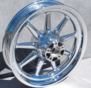 Glide Road King Ultra 2000 2008 Chrome Wheels Rims Exchange