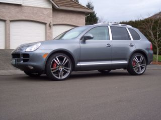 22 Porsche Cayenne s Turbo Wheels Rims 2008