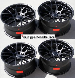 Avant Garde For BMW M6 M5 545 550 750 E90 E92 M3 Set of Four Rims Caps
