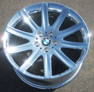 BMW 745i 745LI 750i 750LI 740i 760i Chrome Wheels Rims Set of 4