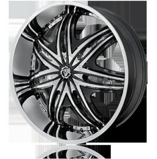 MORPHEUS WHEELS TIRES RIMS 6X139 7 AVALANCHE SILVERADO 2007 2012