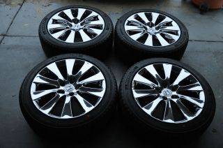 Honda Accord Chrome 18 OEM Wheels, Rims+Tires*****