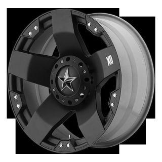 20 X 8 5 ROCKSTAR BLACK RIMS W 37X13 50X20 TOYO OPEN COUNTRY MT TIRES