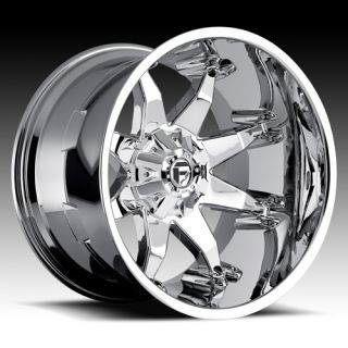 OFFROAD Octane Wheel SET XD DEEP LIP SERIES OCTANE Chrome 22x14 RIMS