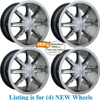 14 14X7 14x8 4 115 ATV Rims Wheels for Arctic Cat 375 400 450 454
