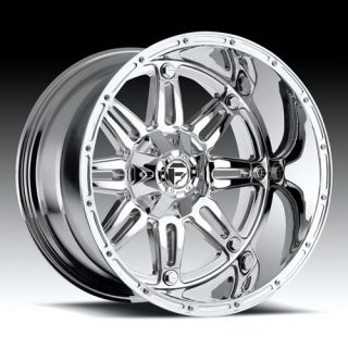 OFFROAD Hostage Wheel SET XD Chrome 20x14 RIMS FORD CHEVY DODGE WHEELS