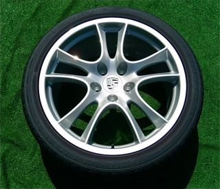Genuine Porsche Cayenne GTS Turbo 21 inch Sport Wheels Tires