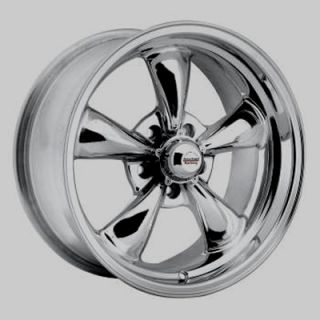 Chrome Wheel 17x8 5 Lug Ford Chevy Dodge 17 Musclecars Rims