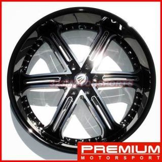 24 inch VE226 VERSANTE rims wheels LINCOLN NAVIGATOR RIMS FORD