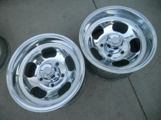 Indy Slot Mag Wheels Ford Truck Jeep Mags Van Bronco Rims