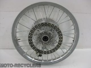 06 YZ125 YZ 125 Rear Wheel Rim Disc Tire 23
