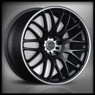 19 TENZO R TYPE M RIMS WHEELS 19x8.5 +45 5x112 JETTA GOLF GTI PASSAT