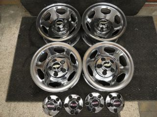 Chevy truck silverado SS 454 rally wheels gmc sierra rims factory oem