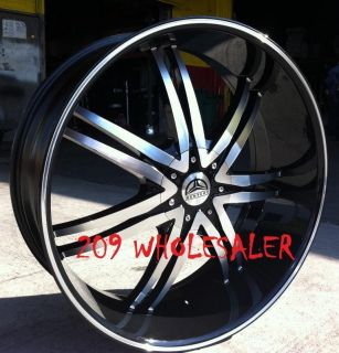 24 inch B14B Rims Tires Escalade Yukon Expedition
