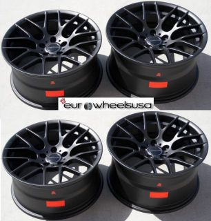 Garde Wheels For BMW M6 M5 545 550 750 E90 E92 M3 Set of Four Rims
