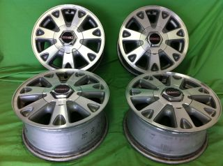 JIMMY BLAZER S15 S10 chevy CHEVROLET FACTORY STOCK OEM 16 WHEELS RIMS