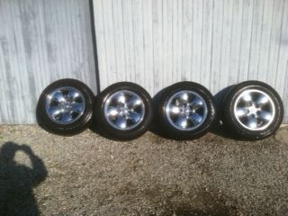 Dodge 1500 RAM Truck 20 inch Wheels Rims Chrome