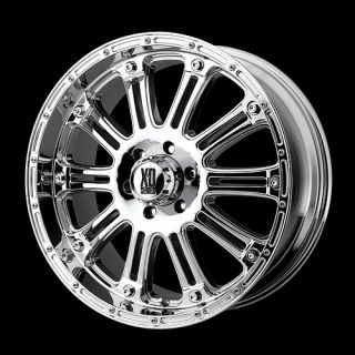 22 Chrome Wheel Tires 5x150 Toyota Tundra Sequoia 305 40 22