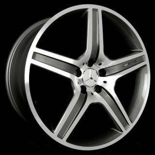 18 AMG Style Staggered Wheels 5x112 Rim Fits Mercedes Benz E Class