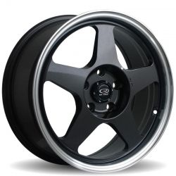 16 Rota Slipstream Gunmetal Rims Wheels 16x7 40 4x100 Mini Cooper