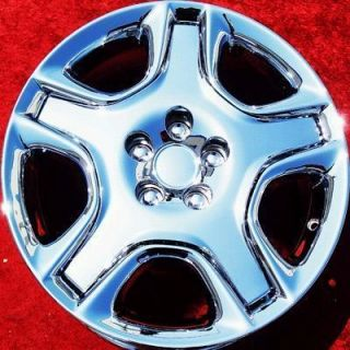 OF 4 NEW 18 LEXUS SC430 SC300 SC400 OEM CHROME WHEELS RIMS GS430 74187