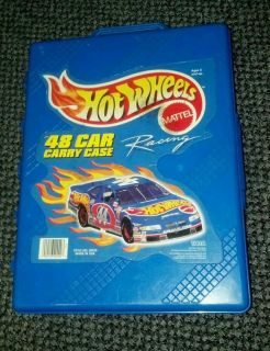 Hot Wheels 48 Car Carrying Case