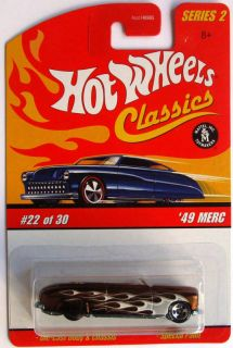 Hot Wheels Classics Series 2 49 Merc