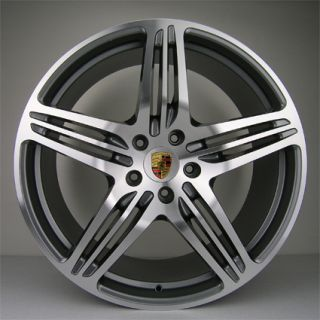 18 Turbo Wheels Fits Porsche 911 Carrera Boxster Cayman s GT2 GT3
