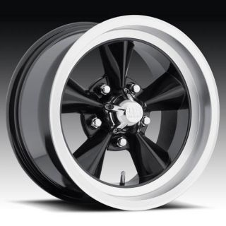 US Mags Standard Wheel Set FOOSE Style Black Torque Thrust Rims