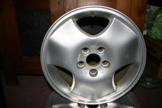 1999 Saab 93 Fits Saab NG 900 Turbo 16 3 Spoke Factory Alloy Wheel