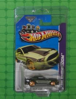 2013 Hot Wheels Super Treasure Hunt   10 Ford Shelby GT500 SuperSnake