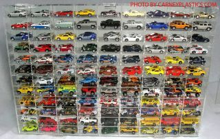 Hot Wheels Redline 1 64 Diecast Display Case 108 Comp