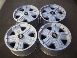 18 Chevy 1500 Silverado Tahoe Avalanch Z71 Factory Wheels Rims