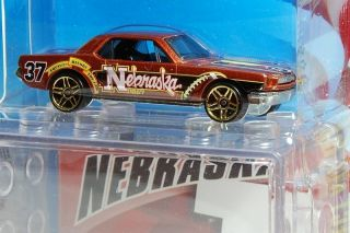 Hot Wheels Connect Cars 65 Ford Mustang Nebraska New