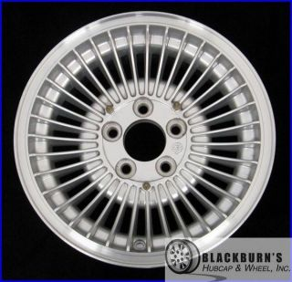 Marquis Crown Victoria 15 Machined Silver Wheel Used Rim 3012