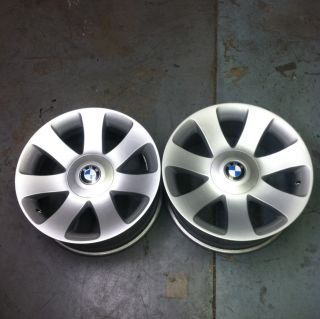 BMW E65 E66 18 Alloy Wheels Spider Spoke 176 OE 745LI 750LI 760LI