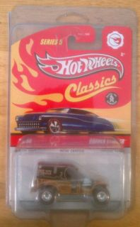 Hot Wheels Classics Series 5 Chase Copper Stopper