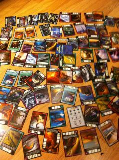 HUGE LOT 75 Hot Wheels ACCELERACERS Collectible TRADING CARDS Card