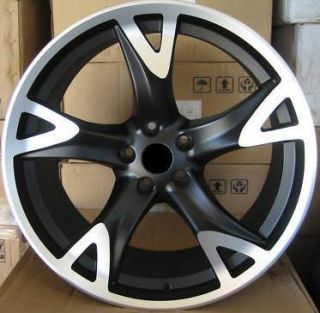 20 Wheels Set for Nissan 370Z 350Z G35 Coupe Includes All 4 Rims Caps