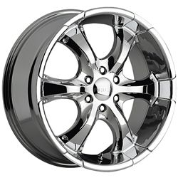 20 Inch Chrome Akuza OJ Rims Wheels Ford F150 Expedition Lincoln