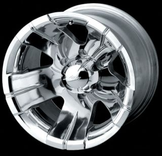 17 ion Wheels Rims Polished Expedition F150 Navigator