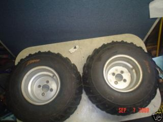 250R Cyclone 250 Trailblazer Rear Wheels Rim 86 88 R ES ATV
