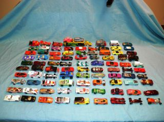 Huge Hot Wheels VW Matchbox Hot Rod Truck Ford Chevy Race Rig Semi Toy