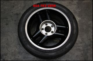93 Ford Mustang SVT Cobra R 17 x 8 Wheel 5 Lug Tire 245 45 1993