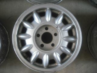 96 97 98 99 Oldsmobile Custom Cruiser 15 Aluminum Wheel Rim