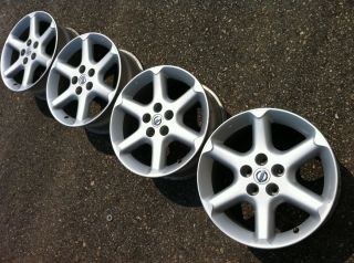 Nissan Maxima SE Altima Stock Factory 17 Wheels Rims Caps