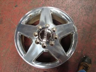 2012 Chevy GMC 2500 3500 5 Spoke Factory OE Wheels Rims Alloys